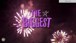 NBC 'Macy's 4th of July Fireworks Spectacular' 2020 promo