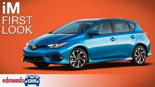 2016 Scion iM First Look | New York Auto Show