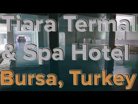 Hotels in Bursa, Turkey: Tiara Termal & Spa Hotel