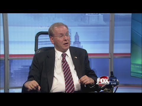 Q&A: Congressman Jim Langevin