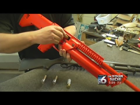 Idaho company innovating non-lethal shotgun shells