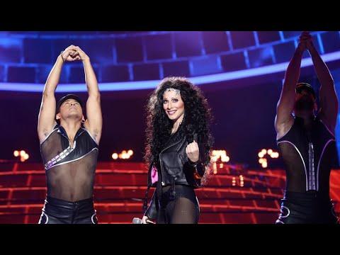 Roser imita a Cher en 'Strong enough' - Tu Cara Me Suena
