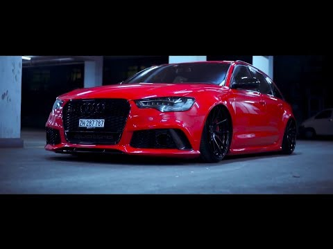 Night Lovell - Live Television [Bass Boosted] Audi RS6 Showt