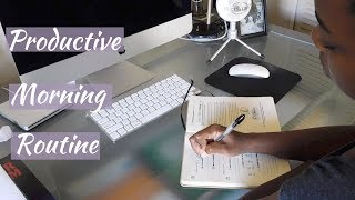 My Morning Routine That Increases Productivity & Health | Habit Nest Review