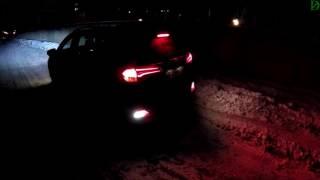 Toyota RAV4 - ночной обзор (4k)