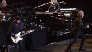 """You Give Love a Bad Name"" Bon Jovi@Wells Fargo Center Philadelphia 3/31/17"