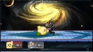 The demo of Super Smash Flash 2...0.9