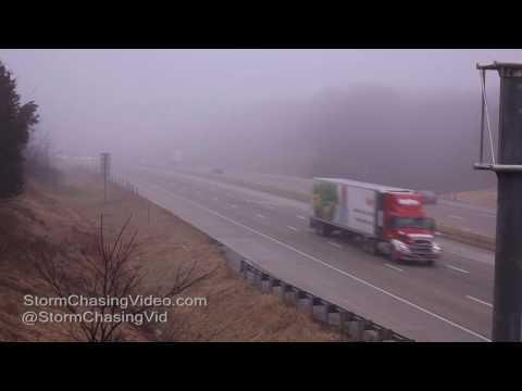 Iowa City, IA -  Heavy Fog - 2/7/2017