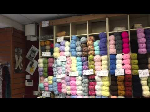 Knit One Wool Shop In Heckmondwike, West Yorkshire