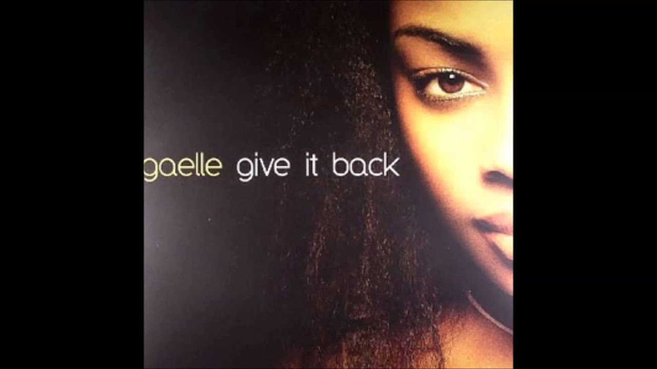 gaelle give it back (bentley grey nu disco remix) альбом