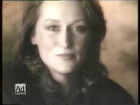 Meryl Streep 1987 AIDS PSA American Red Cross