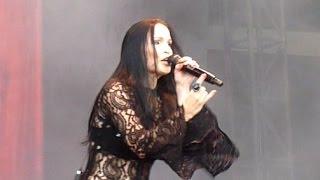 """Tarja - """"Neverlight"""" live at Summerbreeze Open Air 2014"""