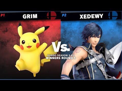 Download Kargo Season 3 #5 Winner Round 1, Grim VS Xedewy