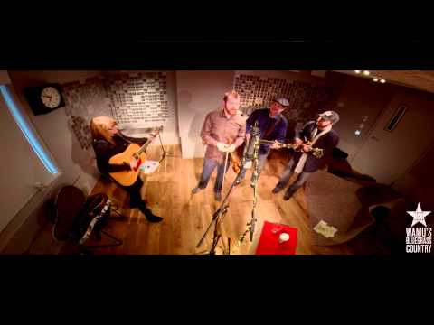 Claire Lynch - Buttermilk Road/The Arbours [Live at WAMU's Bluegrass Country