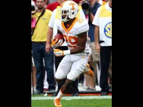 Tennessee Vols football: Evan Berry