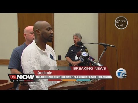 Suspect arraigned in Southgate double murder