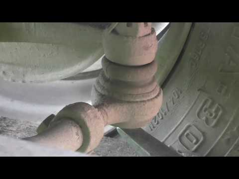 видео: Проверка рулевых тяг