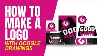 How to Design a Logo in Google Drawings