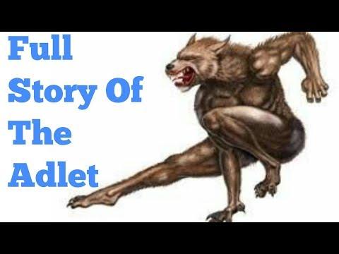Full Story Of The Adlet  The Vampiric Dog Human Hybrid  Inuit Mythology Explained