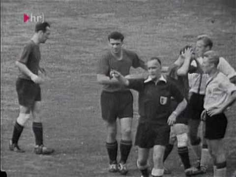 28.06.1959 Germany Championship Final Eintracht Frankfurt  - Kickers Offenbach 5-3 FULL MATCH