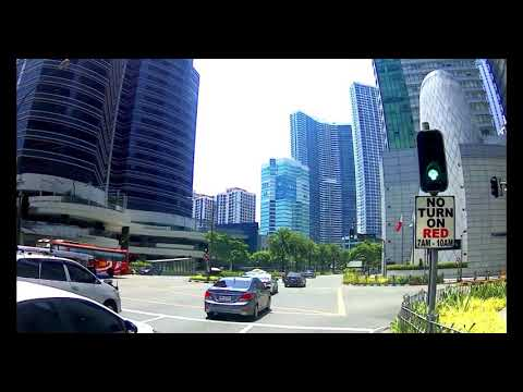 Makati City Tour 2019...Amazing Street View 4K