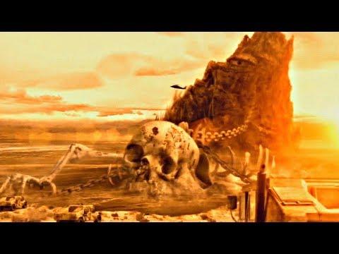 God of War - Fate of Titan Cronos (Modern Day Cutscene)