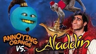 Annoying Orange vs Aladdin
