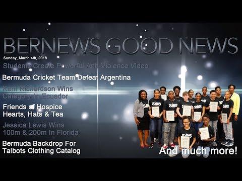 "Bernews ""Good News"" Sunday Spotlight, March 4, 2018"
