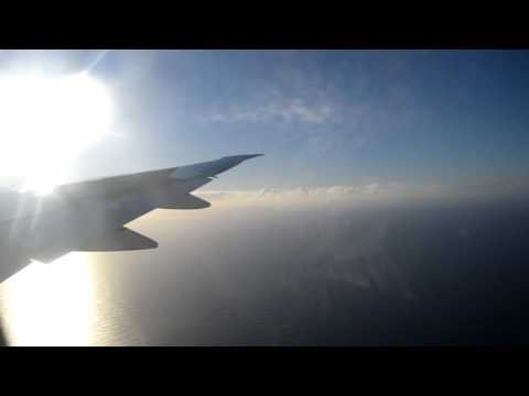 Landing in Sydney Kingsford Smith Airport SYD -- Emirates Boeing 777-300ER