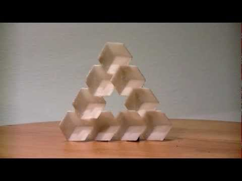 3d Printed Penrose Triangle