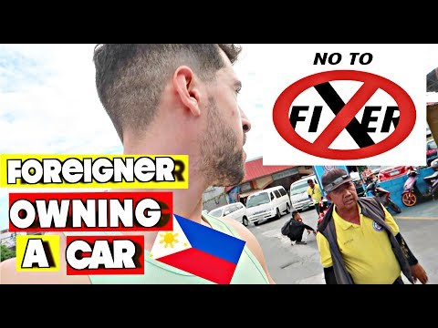 DEALING with LTO in the PHILIPPINES as a FOREIGNER!👎 Or 👍?! 🇵🇭