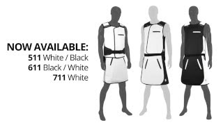 Revolution Lead Apron Colors: Black & White
