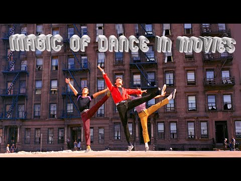 The Magic of Dance in Movies