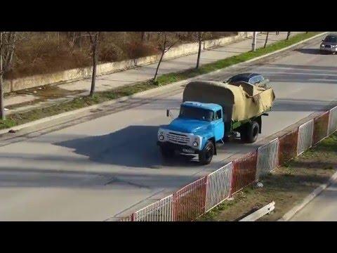 видео: Зил 130 военен