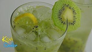 Kiwi Cooler Mocktail   కీవి కూలర్   మాంచి పార్టీ మాక్టెల్   అందరికి నచ్చితీరుతుంది