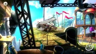 Violett - Walkthrough - Part 9 - Plane & Chimneys
