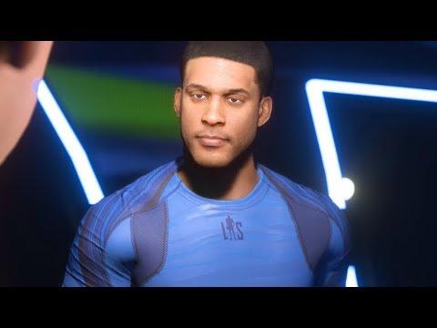 LONGSHOT MADDEN 18 STORY MODE Walkthrough Gameplay Part 2 - Training (PS4 Pro)