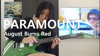 August Burns Red - Paramount Guitar Cover   Athenascars