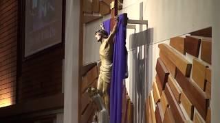 Father Cha Thái Duy Third Sunday Of Lent   Saint Cecilia Catholic Tustin California 2018
