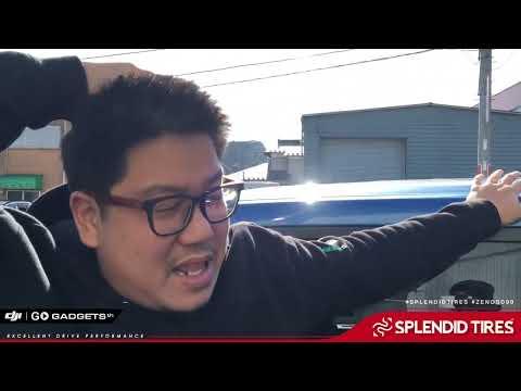 RE-Live : Gaia Racingwheel และยาง Splendid tires บุกตลาดญี่ปุ่น กับเสียงตอบรับอันท่วมถ้น !!