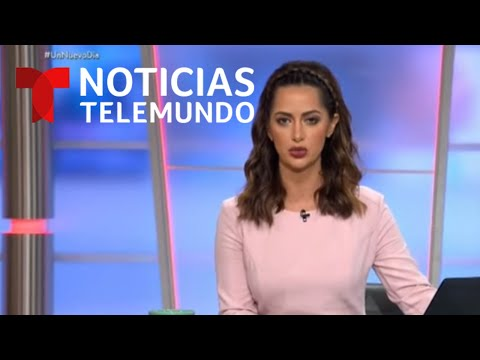 Las Noticias de la mañana, jueves 12 de septiembre de 2019 | Noticias Telemundo
