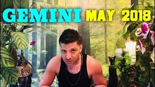 GEMINI MAY 2018 - WHEEL OF FORTUNE | New Option - Gemini May Horoscope Tarot