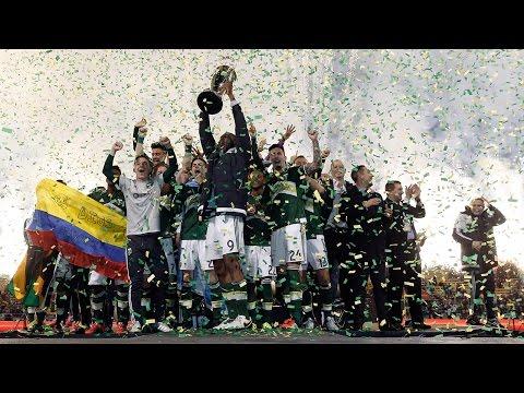 David Villa Goal Champions League Final
