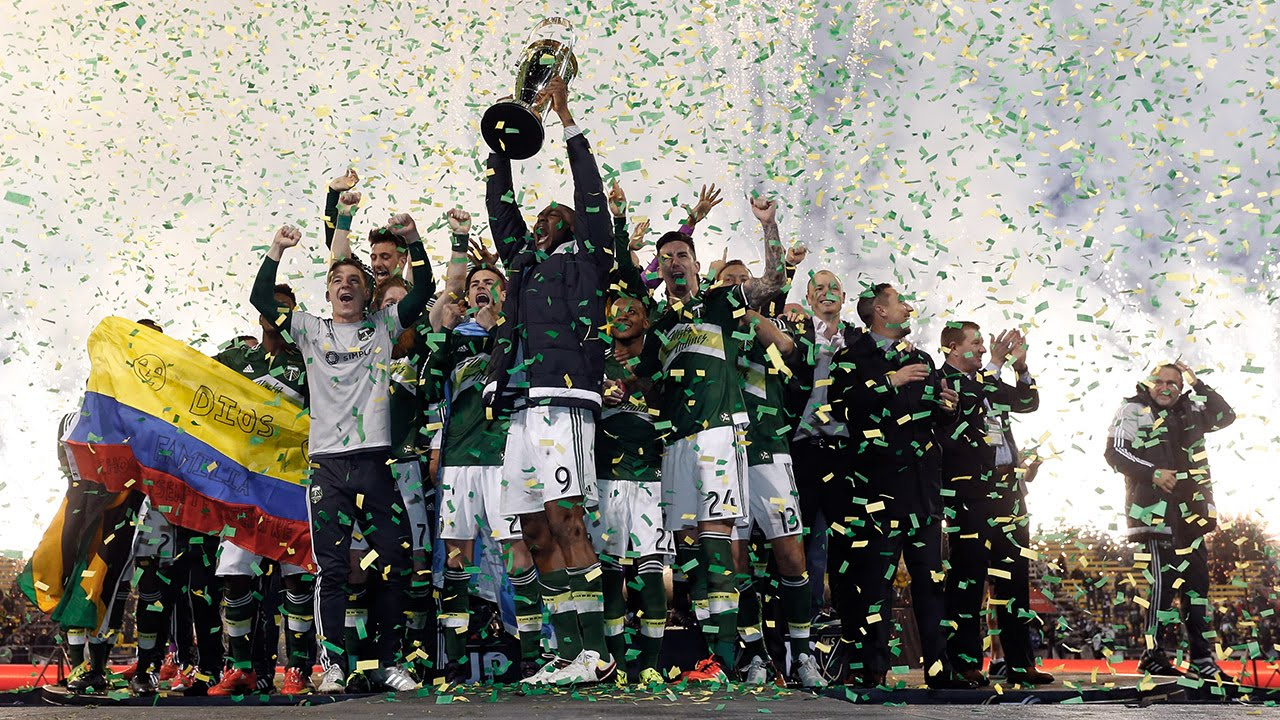 HIGHLIGHTS: MLS Cup 2015 - Columbus Crew SC vs. Portland Timbers | December 6, 2015