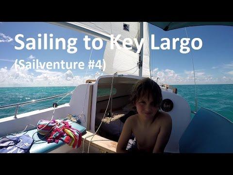 Sailing to Key Largo (Sailventure #4)