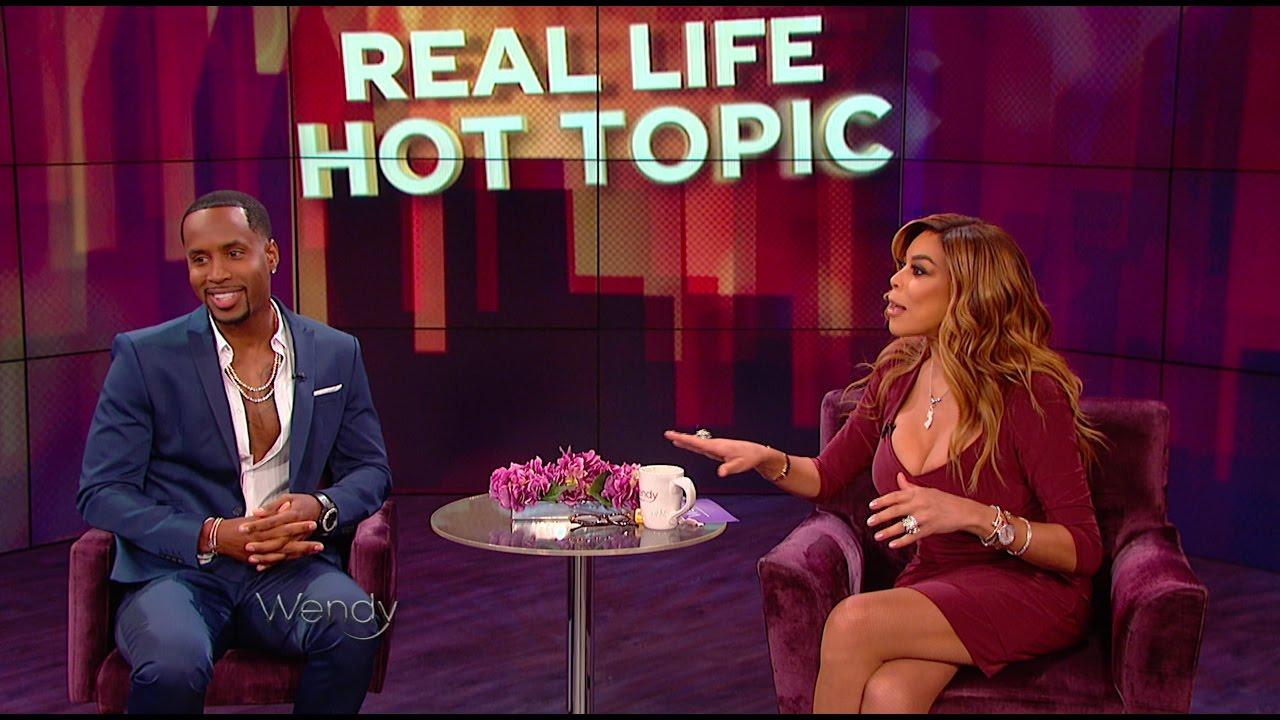 Safaree Weighs in on Remy Ma & Nicki Minaj's Rap Battle with Wendy Williams