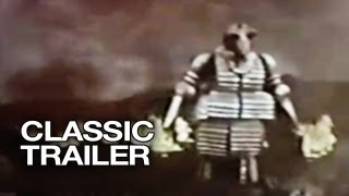 The Mysterians Official Trailer #1 - Kenji Sahara Movie (1957) HD