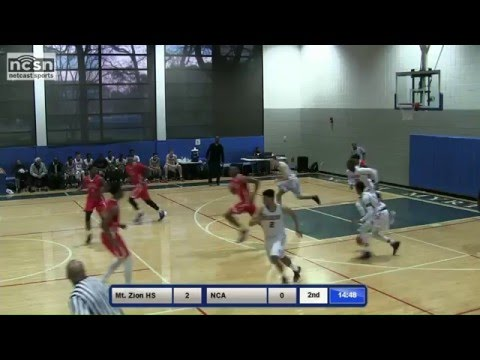 USA Prep Nationals - Mt. Zion HS vs National Christian Academy