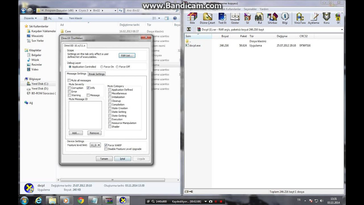 Tutorial] how to fix you need a directx 11 capable gpu to play.