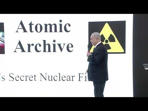 AMAZING ACHIVEMENT FOR ISRAEL'S INTELLIGENCE AGENCY - Iranian documents on nuclear plan exposed!